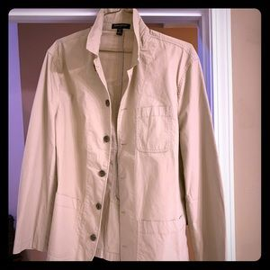 Banana Republic shirt jacket